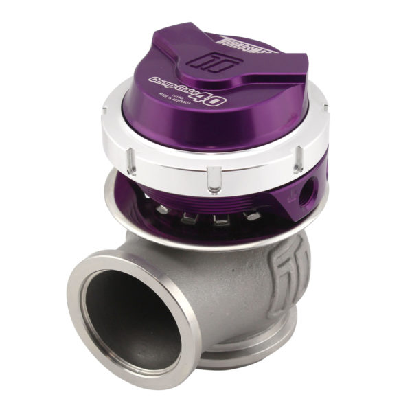 Compgate 40mm Purple